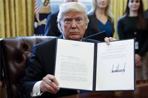 Iraqi Citizens to be Excluded from Trump's Ban List